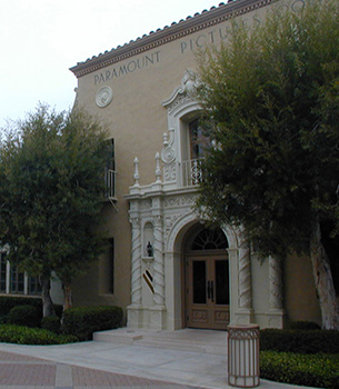Paramount Pictures Administration Building